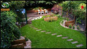 فيديوهات تصميم وتنسيق الحدائق
